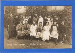 87 HAUTE VIENNE - LIMOGES Photo D' Un Groupe De Soldats à L'hôpital N°5 (voir Descriptif) - Limoges
