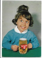 Bambino Con Boccale Di Birra Metzger. - Enfants