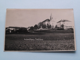 Krasna Hora U Sedlcan ( Edit.: ? ) 1931 ( See Photo For Detail ) ! - Tchéquie