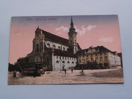 Brno Chram Sv Tomase ( Edit.: 16564 ) 1919 ( See Photo For Detail ) ! - Tchéquie
