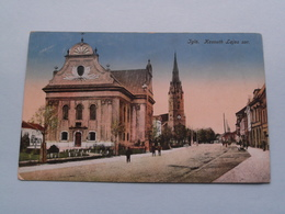 IGLO Kossuth Lajos Sor ( Edit.: K. J. Bp. Törv Vedve 1917/21 Bc ) 19?? ( See Photo For Detail ) ! - Tchéquie