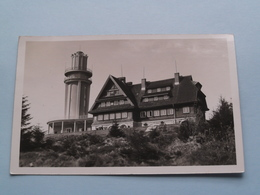 KRAMAROVA CHATA Na Suchem Vrchu ( Edit.: ? ) Anno 1933 ( See Photo For Detail ) ! - Tchéquie