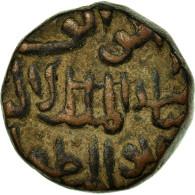 Monnaie, Inde, Sultanate, Bahmanis, Ahmad Shah II, 1/2 Gani, TTB, Cuivre - Inde