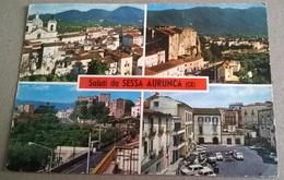 SALUTI DA SESSA AURUNCA (64) - Saluti Da.../ Gruss Aus...