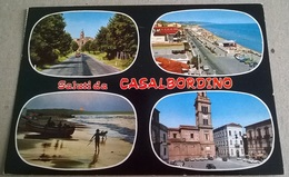 SALUTI DA CASALBORDINO (66) - Saluti Da.../ Gruss Aus...