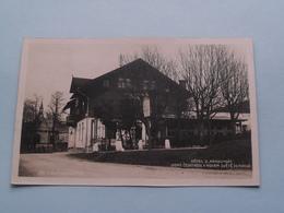 "Hotel U "" KRAKONOSE "" Jediny Cesky Hotel ( Edit.: 233 - R. Slavik, Jablon.... ) Anno 1929 ( See Photo For Detail ) ! - Tchéquie"