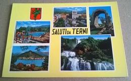 SALUTI DA TERNI   (70) - Saluti Da.../ Gruss Aus...