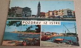 POZDRAV IZ ISTRE  (72) - Saluti Da.../ Gruss Aus...