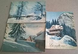 3 CART. LA MULTI ANI  (77) - Romania