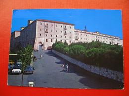 Monte Cassino.The Abbey - Frosinone