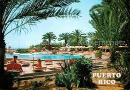 72858461 Puerto Rico Gran Canaria Hotelanlage Swimmingpool Gran Canaria - Espagne
