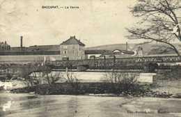 BACCARAT  La Vanne RV - Baccarat