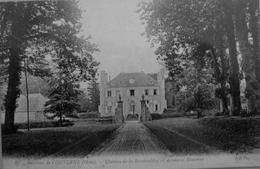 Environs De Couterne : Chateau De La Bermondière - Autres Communes