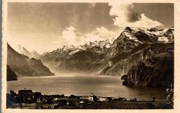 CPSM Brunnen - Suisse