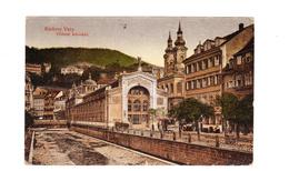 POSTCARD-CEZECH-KARLOVY-VARY-SEE-SCAN - Czech Republic