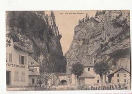 CPA 25 - Au Col Des Roches  :  Achat Immédiat - Autres Communes