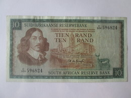 South Africa 10 Rand 1966-1976 Banknote - Zuid-Afrika
