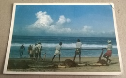 KERALA KOVALAM BEACH - PESCATORI   (89) - India