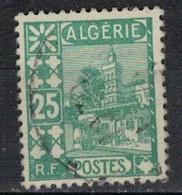 ALGERIE          N°  YVERT     42     ( 1 )           OBLITERE       ( O   3/50 ) - Argelia (1924-1962)