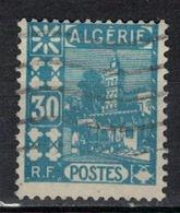 ALGERIE          N°  YVERT     43          OBLITERE       ( O   3/50 ) - Algerien (1924-1962)