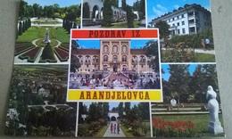 POZDRAV IZ ARANDJELOVAC  (90) - Serbia