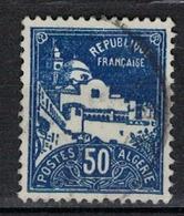 ALGERIE          N°  YVERT     47   ( 1 )          OBLITERE       ( O   3/50 ) - Algerien (1924-1962)