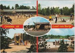 Ees (Borger) - Vakantiedorp 'Land Van Bartje' - TAFELTENNIS / TABLE-TENNIS / TISCH-TENNIS - (Holland) - Tafeltennis