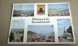 HALSNING FRA HUNNEBOSTRAND  (94) - Norvegia