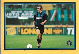Inter - Blanc - Non Viaggiata - Fussball