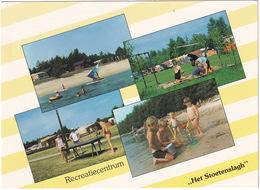 Rheezerveen-Hardenberg - Camping 'Het Stoetenslagh' - TAFELTENNIS / TABLE-TENNIS / TISCH-TENNIS - (Holland) - Tafeltennis