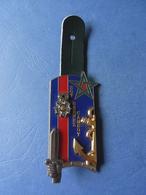 INSIGNE PROMOTION SOUS-OFFICIERS / ENSOA SAINT-MAIXENT / 164 ème / SERGENT BERNEZ CAMBOT - Armée De Terre
