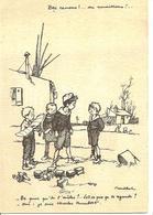 Illustrateurs - POULBOT  Des Canons! Des Munitions! ...Trenois N°4 - Poulbot, F.