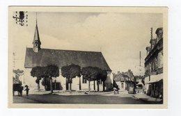 Avr19   7284612   La Ferté Bernard  église St Antoine & Rue Victor Hugo - La Ferte Bernard