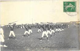 ARSAC: FESTIVAL DU 21 AVRIL 1912 (CARTE PHOTO) - Autres Communes