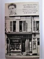 FRANCE - ARDENNES - CHARLEVILLE - Maison Natale D'Arthur Rimbaud - Charleville