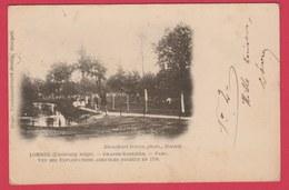 Lommel - Grande Barrière 1709 - Parc  - Vue Des Exploitations Agricoles- 1902 ( Verso Zien ) - Lommel