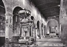 CAMAIORE - CHIESA MONUMENTALE DELLA BADIA - INTERNO - VIAGGIATA NEL 1964 - Lucca
