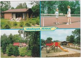 TENNIS - Putten - Vakantiepark 'Heihaas' - (Holland) - Tennis