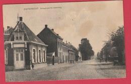 Zwijndrecht - Antwerpsche Steenweg - 1928 ( Verso Zien ) - Zwijndrecht