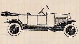 1928 / Armand FEVRE / Auto Moto / 52 Vaux Sous Aubigny / Haute-Marne - France