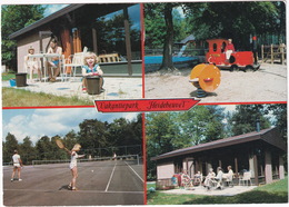 TENNIS - Beekbergen - 'AEGON' Vakantiepark 'Heideheuvel' - (Holland) - Tennis