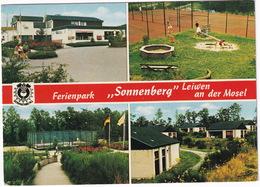 TENNIS - Leiwen / Mosel : Ferienpark 'Sonnenberg'- (Deutschland) - Tennis