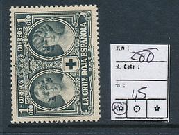 SPAIN YVERT 288 MNH - 1931-Aujourd'hui: II. République - ....Juan Carlos I