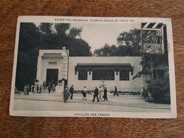 Carte Maximum - TAD Paris 1931 Exposition Coloniale Internationale, TP N°270 Bord De Feuille, Pour Brest Mr Le Huleux - 1930-39