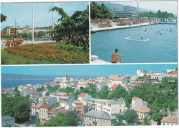 WATERPOLO / WASSERBAL - Crikvenica - (Jugoslavien / YU.) - Postkaarten