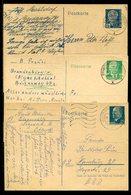 DDR / Lot Mit 9 Postkarten O (Estimated EUR 2.00) (10791-40) - Deutschland