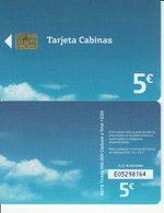 LAST EMISSION Spain Phonecard 02/18, Used, See Scan. Tarjeta Cabinas España - Basisausgaben