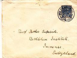 Irlande - Lettre De 1933 - Oblit Baile East Dora - Exp Vers Immense - 1922-37 Stato Libero D'Irlanda