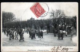 45, Courtenay, Champ De Foire - Courtenay