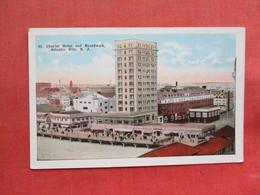 St Charles Hotel & Boardwalk Atlantic City  NJ ----ref 3301 - Atlantic City
